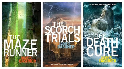 4 3 2 1 a novel books book review the maze runner trilogy
