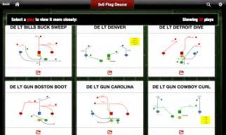 flag football play template how to get real flag football help
