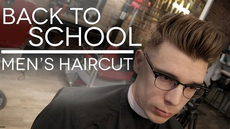 back to school hairstyles guys back to school men s haircut 2016 trendy men s