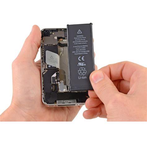 Baterai Iphone baterai original iphone 4 4s tanpa konektor 1430mah black jakartanotebook