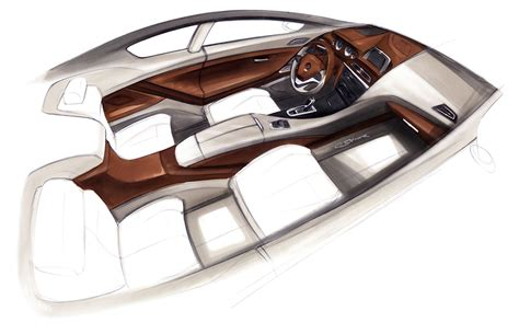 bmw  series coupe concept design gallery