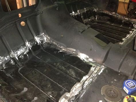 HJ Monaro rust repairs  ? Ol' School Garage