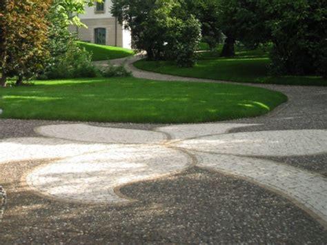 pavimentare il giardino come pavimentare un giardino e i percorsi esterni come