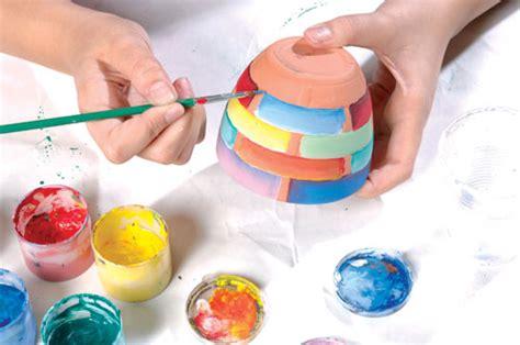 vasi decorativi per interni vasi decorati bricoportale fai da te e bricolage
