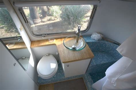 airstream bathroom airstream bathroom cer interiors pinterest