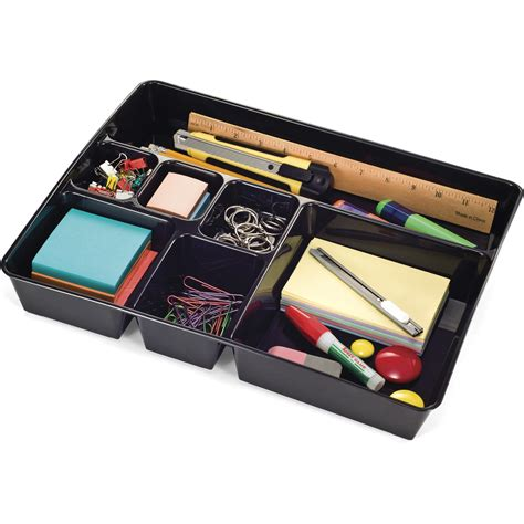 View Larger Desk Drawer Organizer