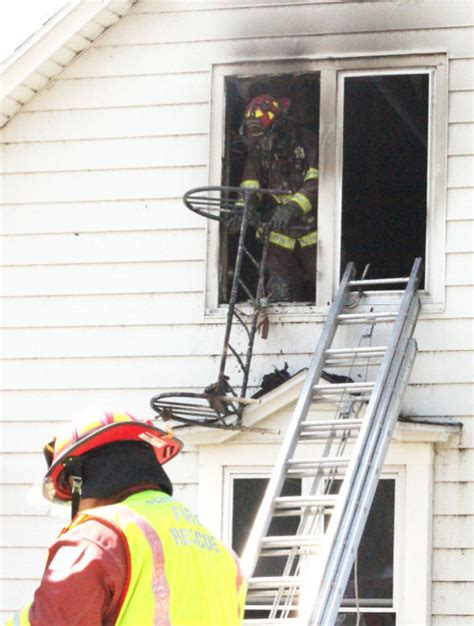 10 e 33 st 3 floor chief unattended candle cause of pardeeville house