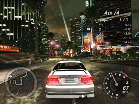 Need For Speed Underground need for speed underground pc torrents