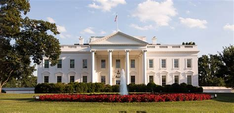 what year was the white house built historic mansions of the united states