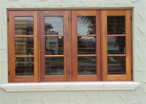 Window Design Wood And Glass