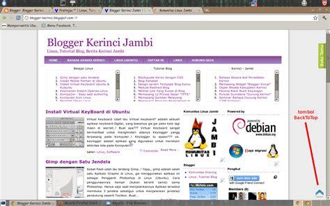 untuk membuat query menggunakan tombol membuat tombol back to top linux tutorial blog berita