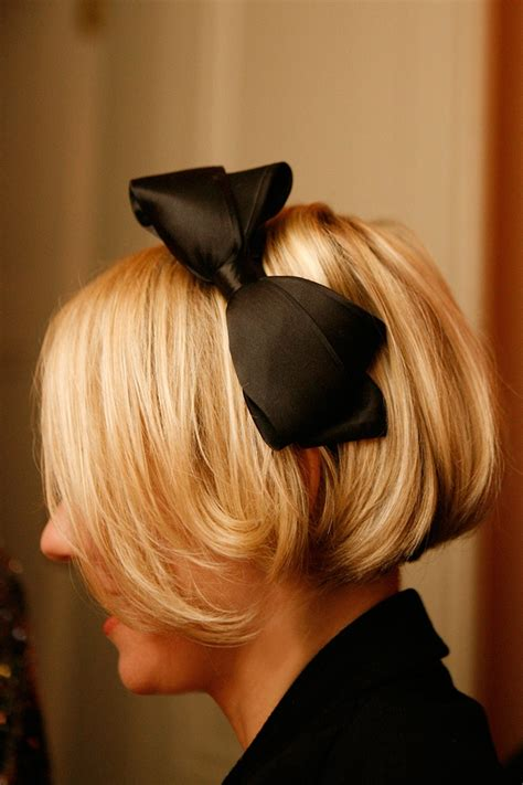 hairstyles bow headband 17 best images about short hair accessories on pinterest