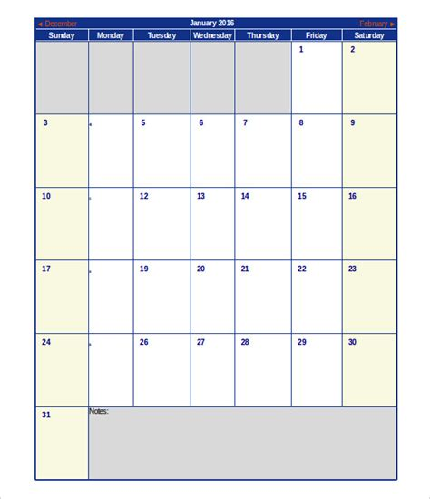 blank monthly calendar template excel career research worksheet abitlikethis