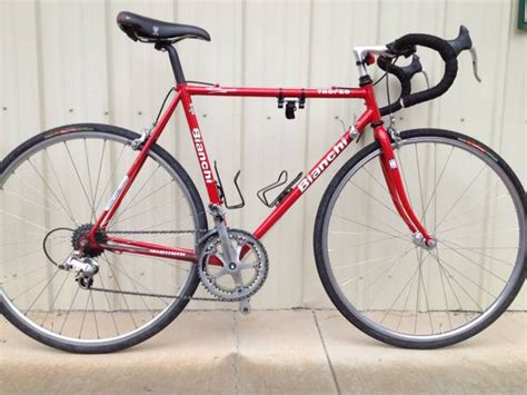 cagnolo 11 speed cassette bianchi trofeo road bike for sale