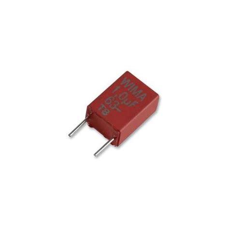 wima mks capacitors mks2 1uf 10 63v wima mks2 1uf 10 63v capacitor 1uf 63v ebay