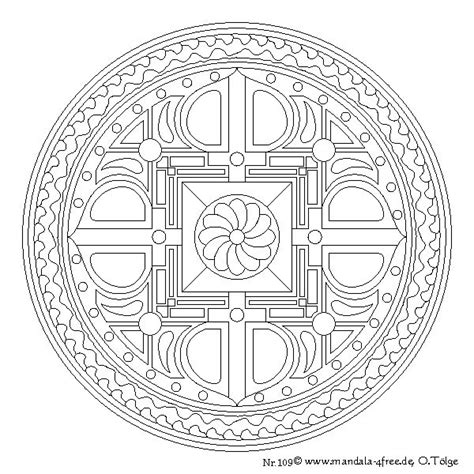 70 Best Images About Generic Mandalas To Color On Tibetan Mandala Coloring Pages