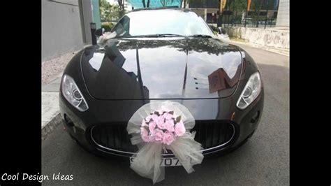 wedding car decoration diy wedding car decoration diy singapore image collections