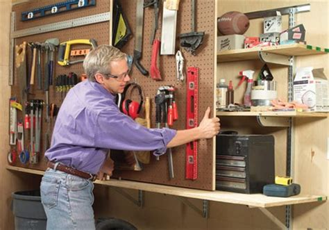 the american woodworker sliding wall o tools popular woodworking magazine