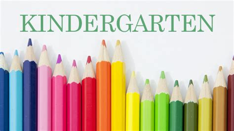education kindergarten kindergarten grandparents
