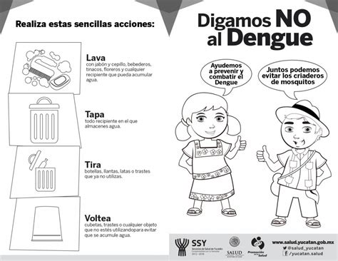 imagenes del zika en blanco y negro digamos no al dengue yucat 225 n evita el zika