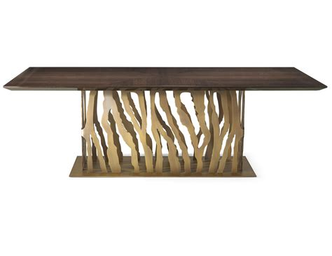 luxury modern dining tables nella vetrina b 52 roberto cavalli home modern luxury