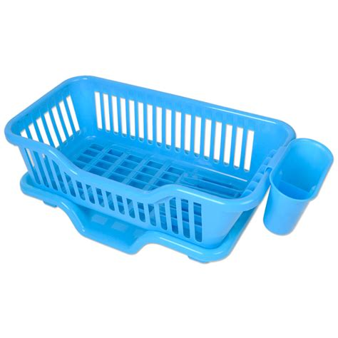 Drainer Sink by Kitchen Plastic Dish Drainer Rack Drying Tray Sink Holder