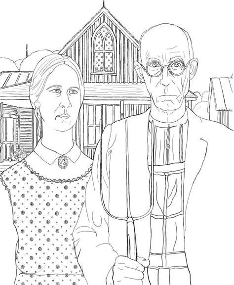 famous artists and their coloring coloring pages