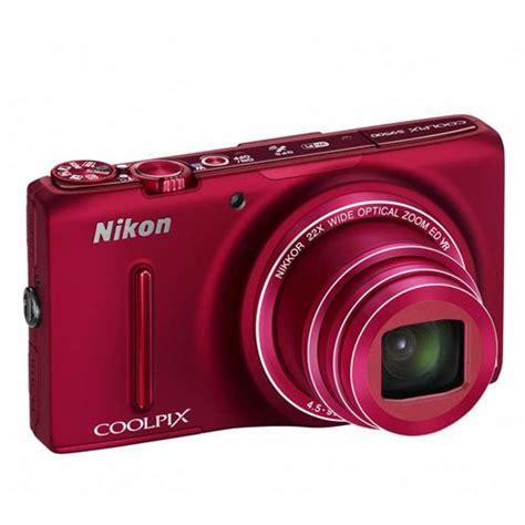 Kamera Digital Murahnikon Coolpix S9500 c 226 mera digital nikon coolpix s9500 vermelha 18 1 mp lcd