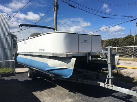 boats for sale west florida crest pontoons boats for sale in west palm beach florida
