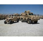 Special Forces Prototype Vehicle  ELSORV One Of A Kind Trucks