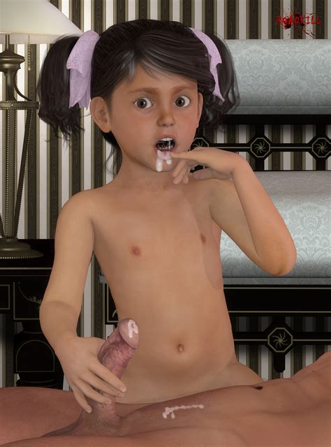 Boy Girl D Lolicon Pack Dcg After Fellatio Age Difference Brown Eyes Brown Hair Cum Cum In