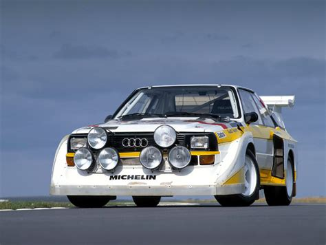 audi quattro the power of four influx