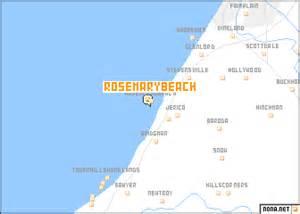 rosemary united states usa map nona net