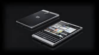 le silber blackberry le passport silver edition disponible