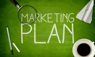marketing plan template marketing donut