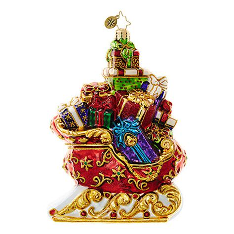 christopher radko ornaments new christmas ornaments