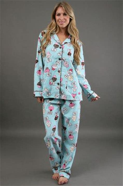 Muffin Piyama Cotton Pajamas the cupcake pajama set by p j salvage at couturecandy
