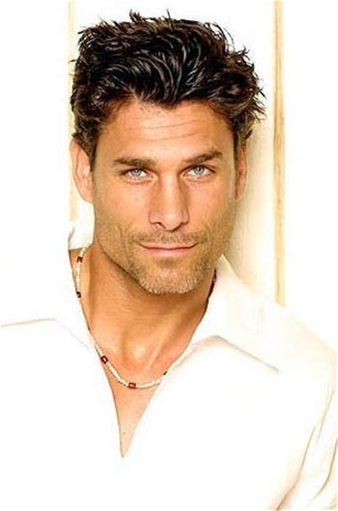 hairstyle for men with chiseled jaws chin up on pinterest 42 pins newhairstylesformen2014 com