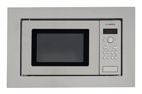 Micro ondes encastrable Bosch HMT75M651 INOX   HMT75M651