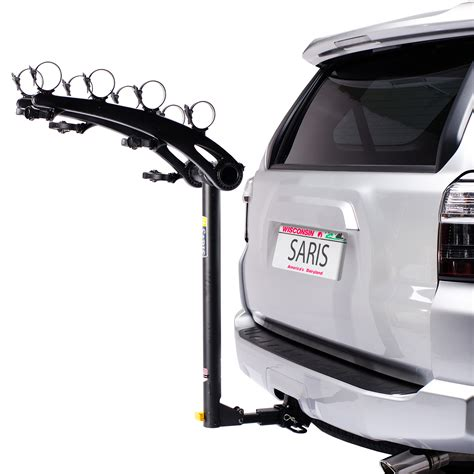 Bike Racks For Vehicles by Bones Hitch 4 Bike Car Rack Saris