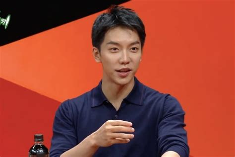 lee seung gi reality show lee seung gi says his sister doesn t like telling people