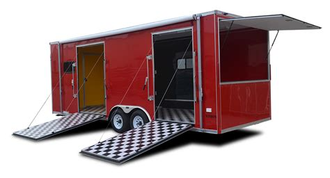 concession trailer awnings trailer news look trailers