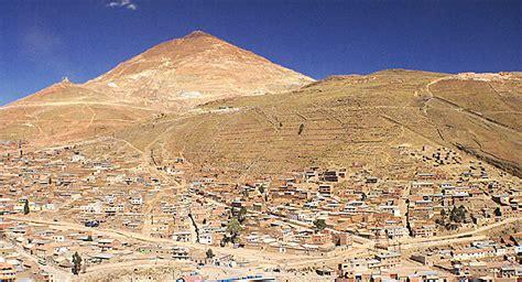 imagenes historicas de potosi bolivia el cerro rico de potos 237 en bolivia corre riesgo de