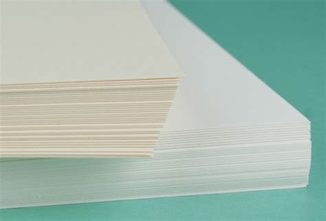 How To Make Paper Thicker - paper thickness weight your inkjet printer for special