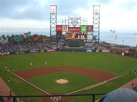 best seats att park how to service a stadium scoreboard