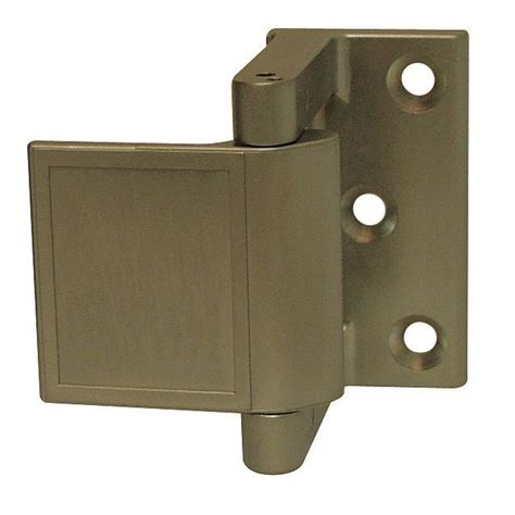 swinging door bar guard swinging bar door guards and hotel security latches by