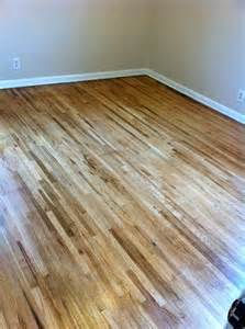 Diy Wood Floor Refinishing This Is What Happens When You Don T Listen To The Folks At Lowe S In City