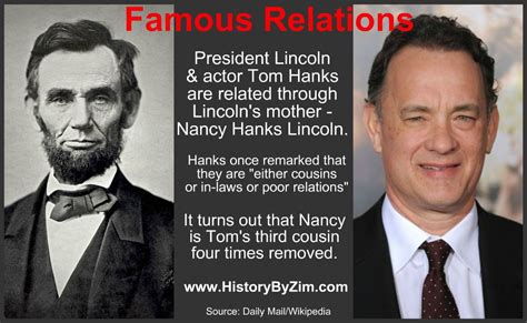 relations abe lincoln tom hanks history by zim