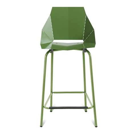 green counter stools real steel counterstool modern counterstool dot
