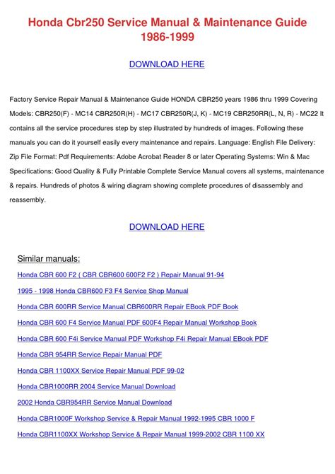 100 honda blackbird parts manual honda z50 wiring
